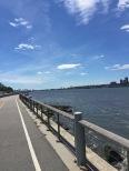 West Side Bike Path