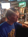 Cliff in his favorite Saratoga Springs Bar - The City Tavern
