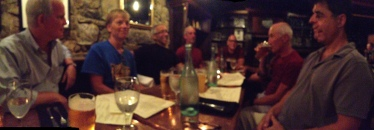 Dinner at One Caroline
