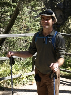 Johnston Canyon Day Hike