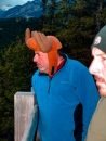 Day hike Johnston Canyon