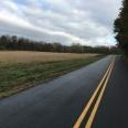 Old Mine Road scenery