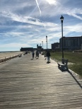 Boardwalk in Asbury Park