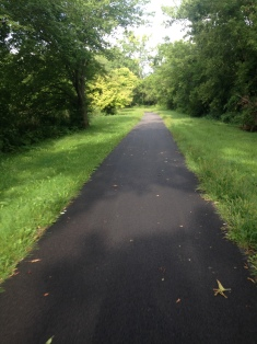 Cinder Path Canal Tow Path