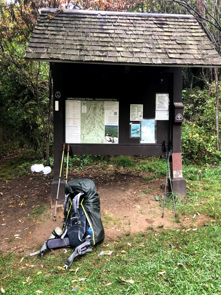 Information at every trailhead