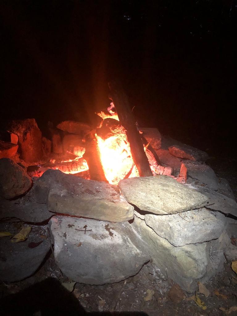A pretty damn fine fire