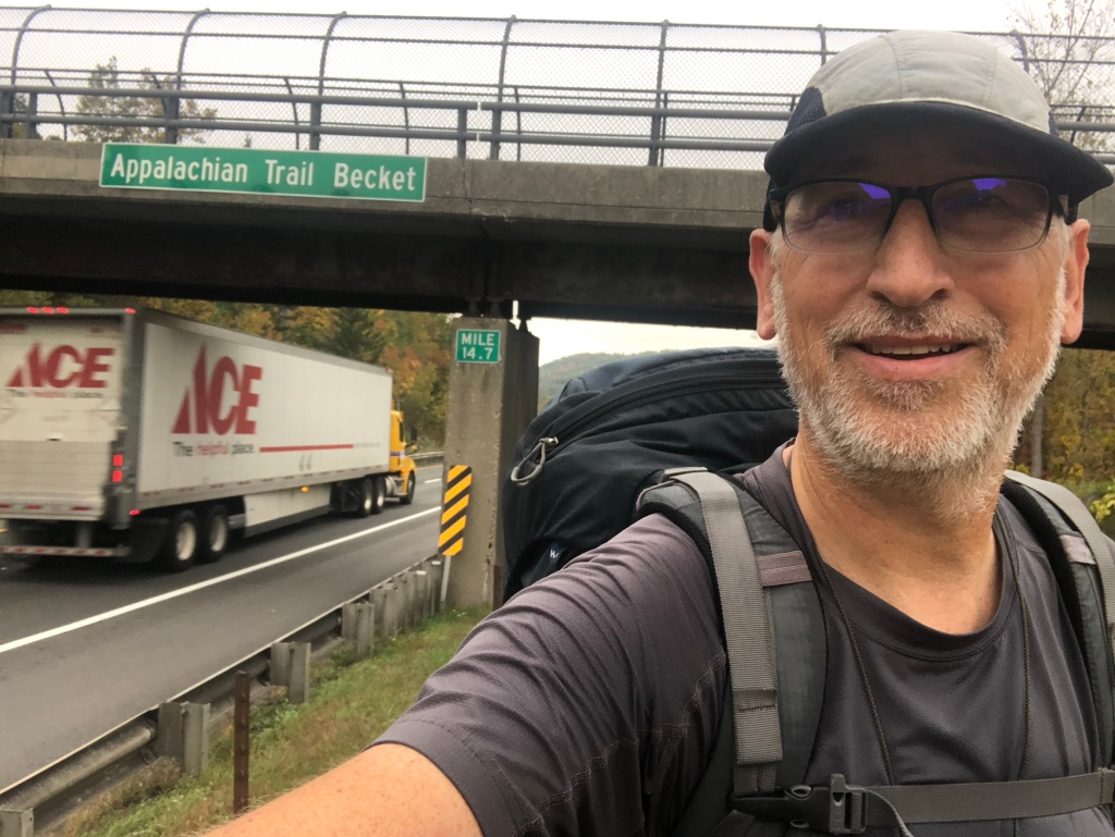 Mass Pike Westbound - Ace is the Place!